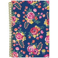 Bloom 2018 Daily Fashion Planner Vintage Floral