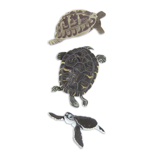 Jolees Boutique Sticker Turtle