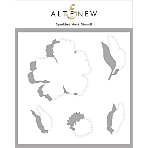 Altenew Sparkled Mask Stencil