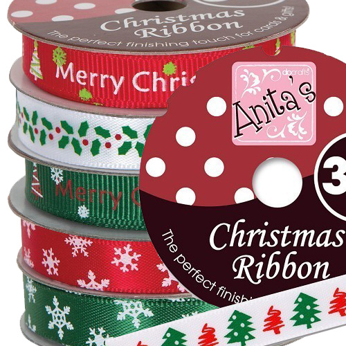 Anita's Christmas Ribbon Bundle