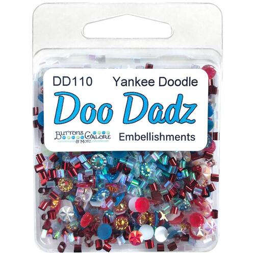 Buttons Galore Yankee Doodle Doodadz Embellishments