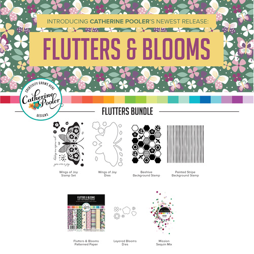 Catherine Pooler Flutters Bundle