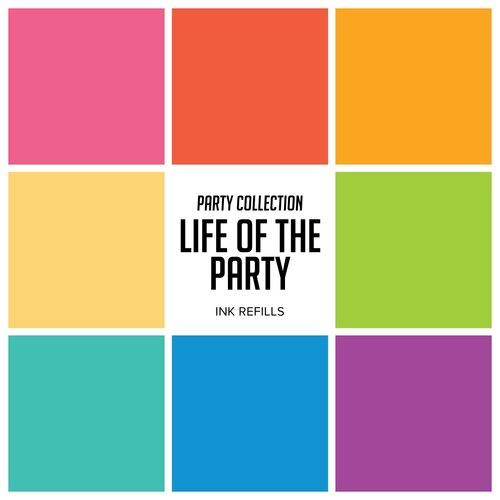 Catherine Pooler Ink Refill Life of the Party Collection