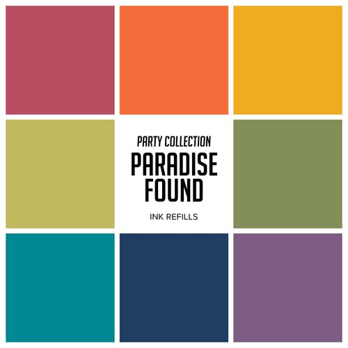 Catherine Pooler Ink Refill Paradise Found Collection