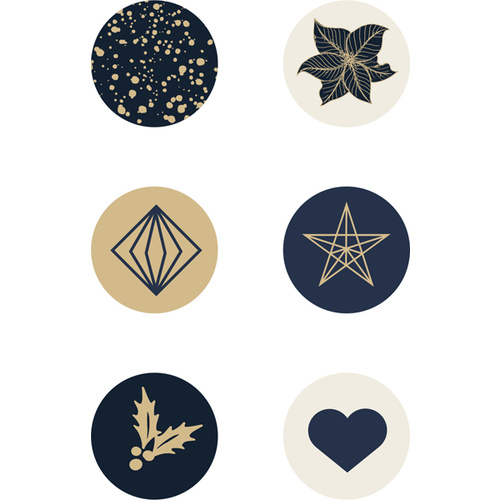 Kaisercraft Starry Night Curios
