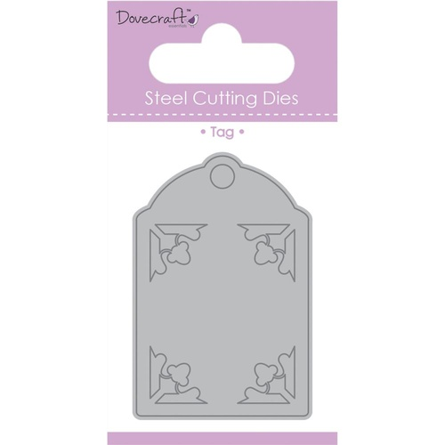 Dovecraft Value Die Tag Cut Out