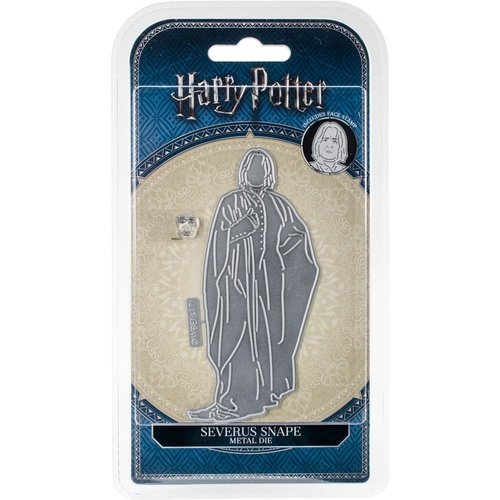 Disney Harry Potter Die & Face Stamp Set Severus Snape