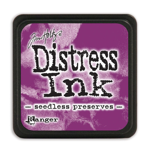Tim Holtz Distress Mini Ink Pad Seedless Preserve