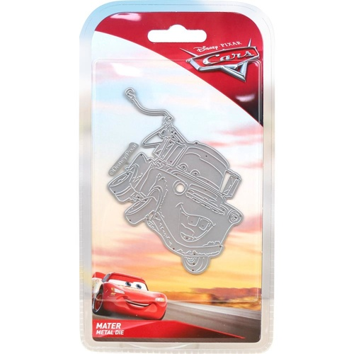 Disney Cars 3 Die Mater Metal