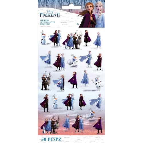 EK Success Disney Frozen II Stickers Tiny Characters