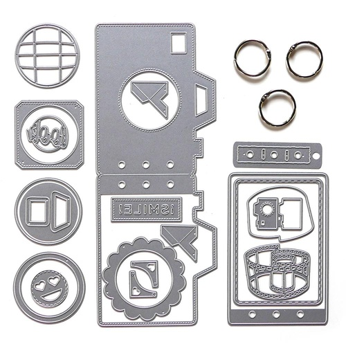 Elizabeth Craft Designs Die Camera Insert Kit