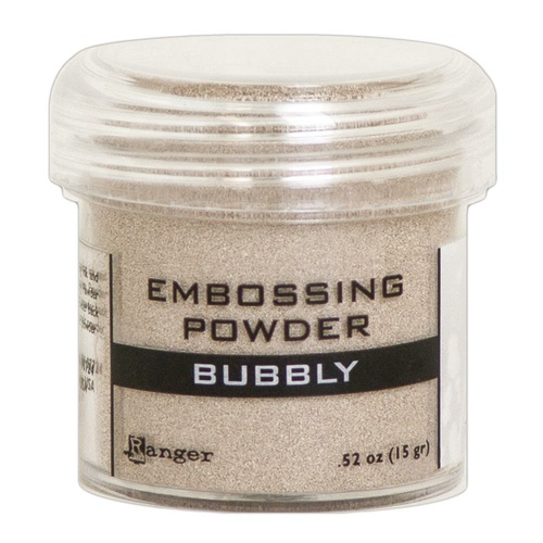 Ranger Embossing Powder Bubbly