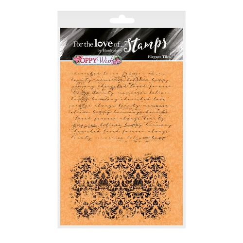 Hunkydory For the Love of Stamps Elegant Tiles