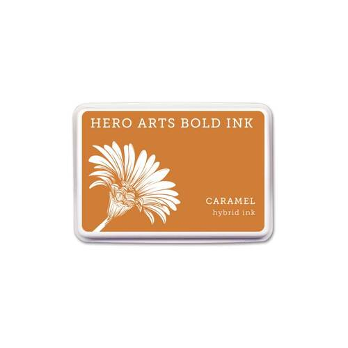 Hero Arts Caramel Bold Ink Pad