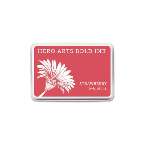 Hero Arts Strawberry Bold Ink Pad
