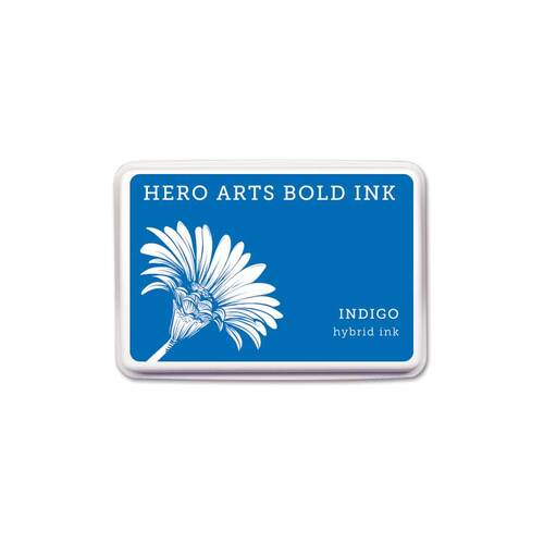 Hero Arts Indigo Bold Ink Pad