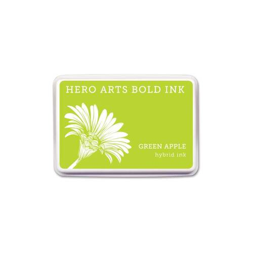 Hero Arts Green Apple Bold Ink Pad