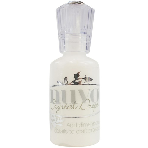 Nuvo Crystal Drops Gloss White