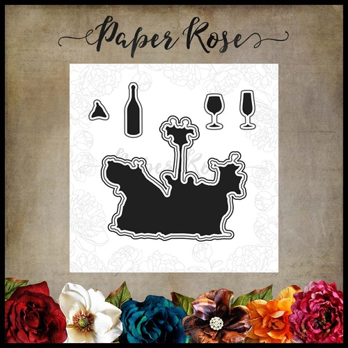 Paper Rose Die Laughing Animals