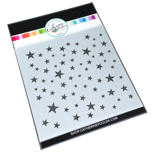 Catherine Pooler Stencil Star