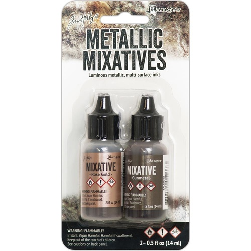 Tim Holtz Alcohol Ink Kit Mixatives