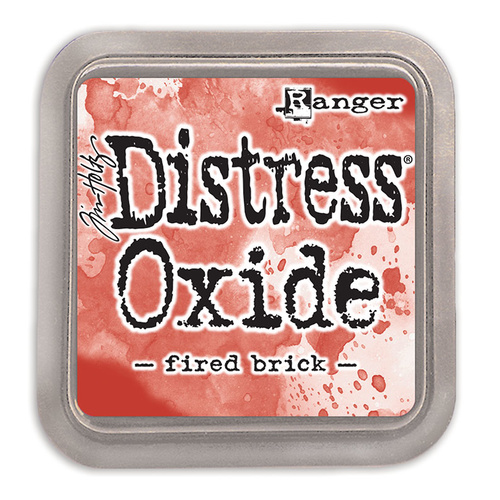 Tim Holtz Distress Oxide Ink Pad Fired Brick