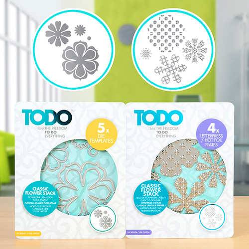 Todo Classic Flower Stack Bundle