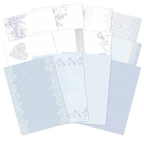 Hunkydory True Blue Luxury Card Inserts
