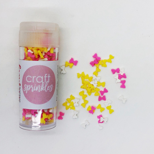 Uniquely Creative Craft Sprinkles Summer Bows