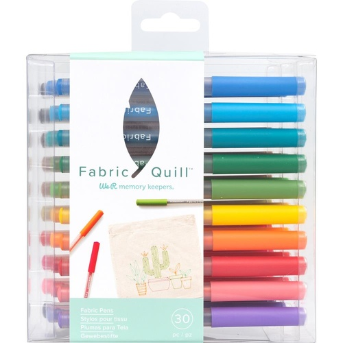 We R Memory Keepers Fabric Quill Permanent Pens